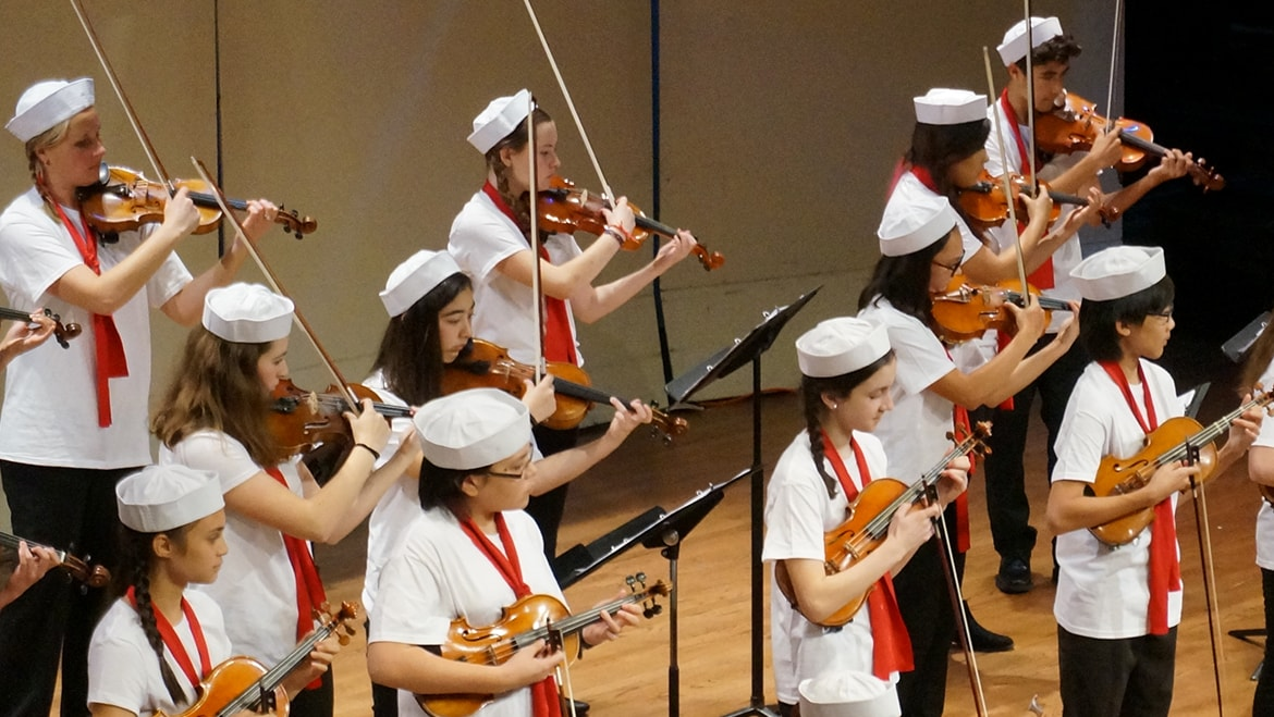 Divisi String Orchestra